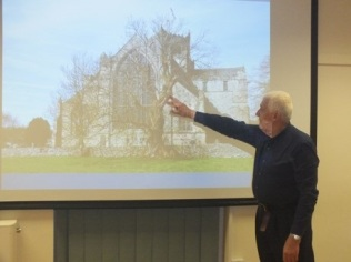 Steve Halliwell Holker Hall Gardens Talk